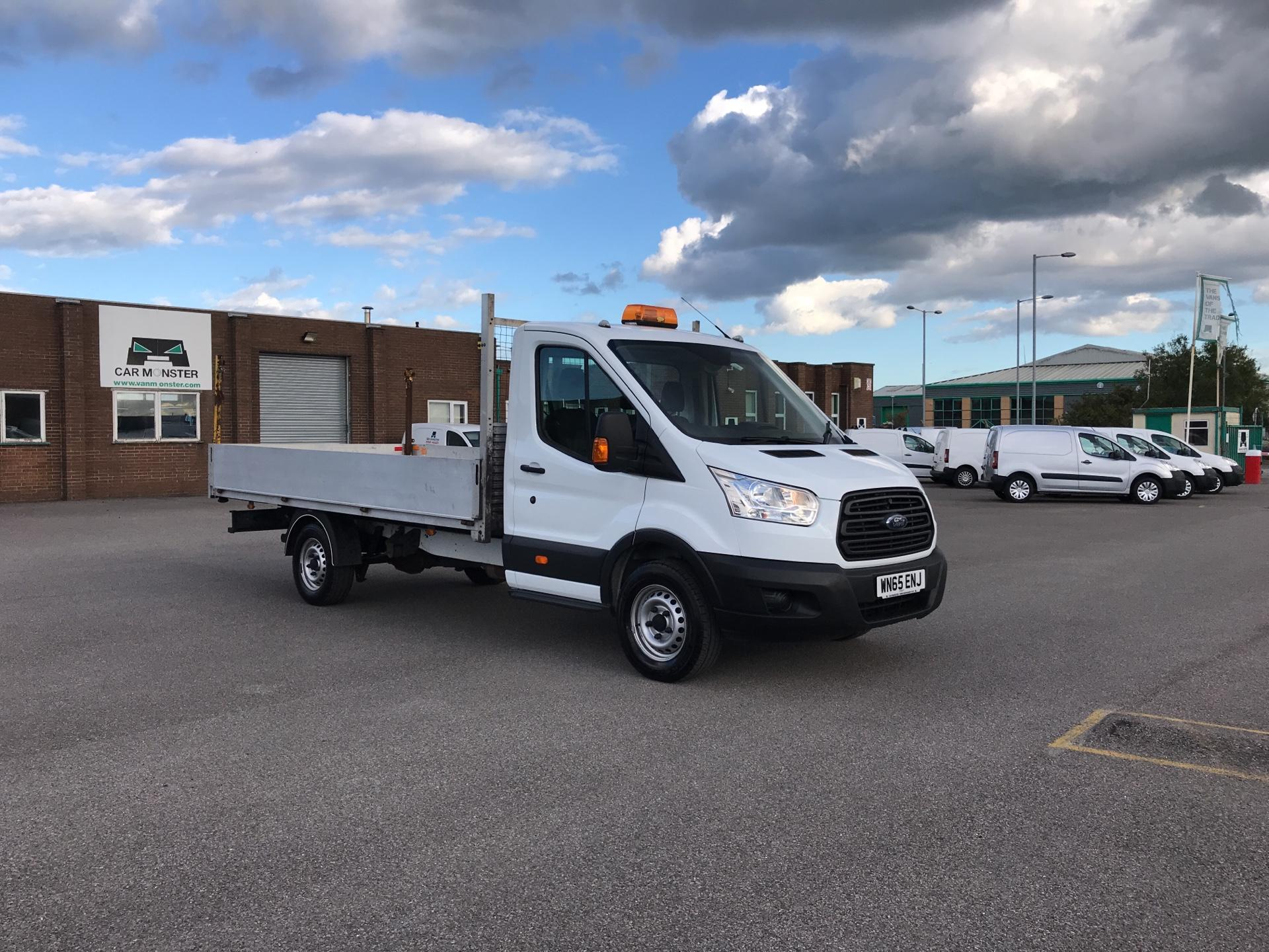 2015 Ford Transit 350 L4 DROPSIDE 125PS EURO 5 (WN65ENJ)