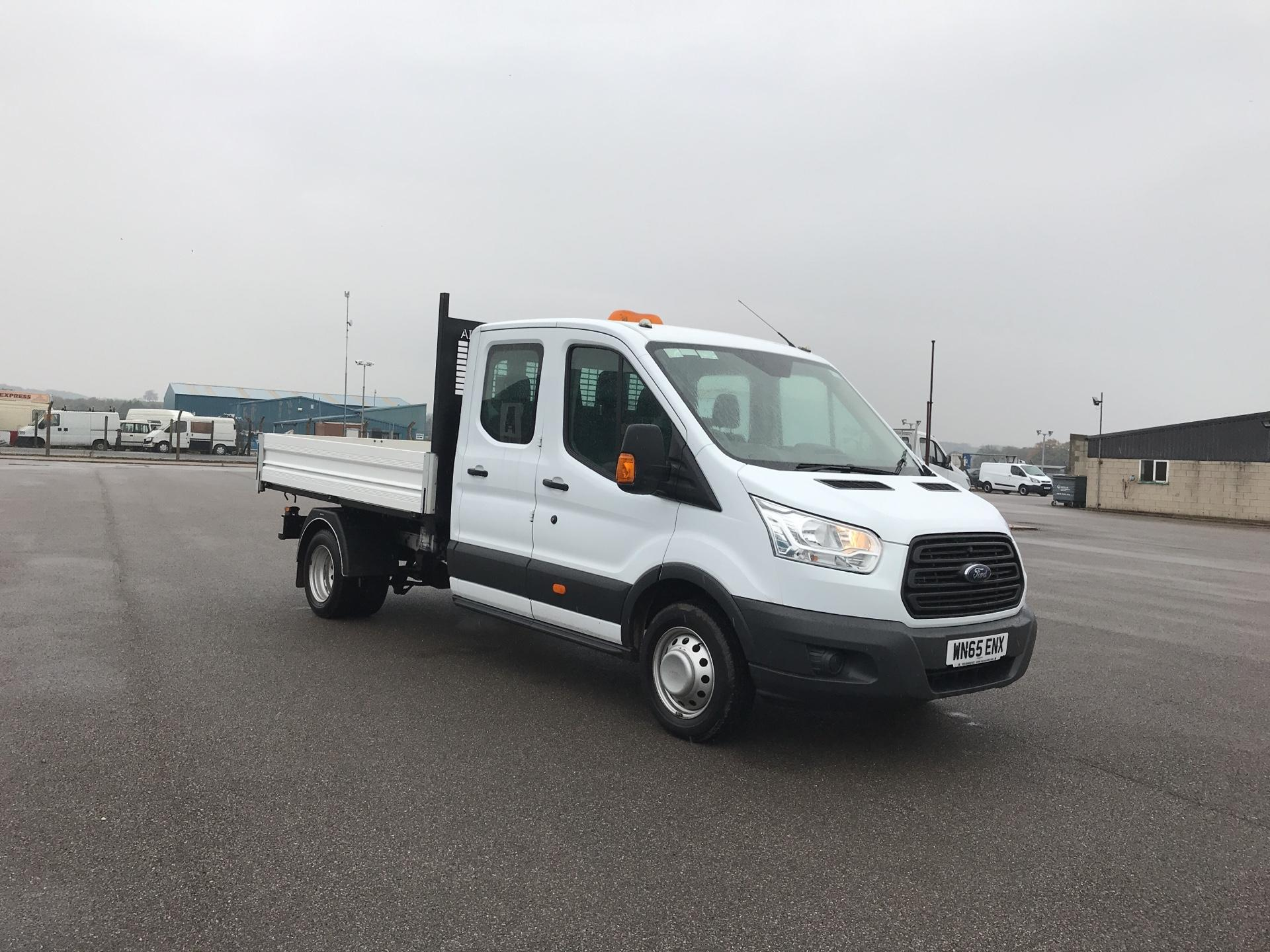 2015 Ford Transit 350 L3 DOUBLE CAB TIPPER 125PS EURO 5 (WN65ENX)