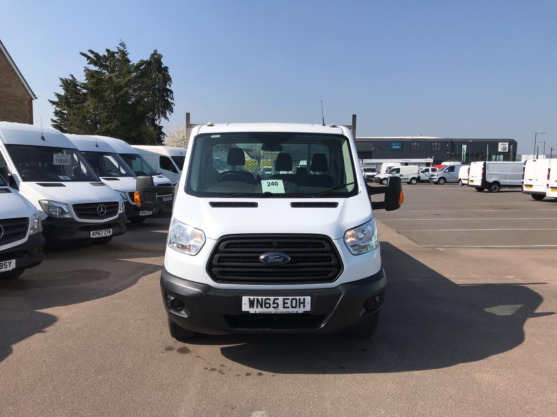 2015 Ford Transit  T350 L4 DROPSIDE 125PS EURO5 (WN65EOH) Thumbnail 8