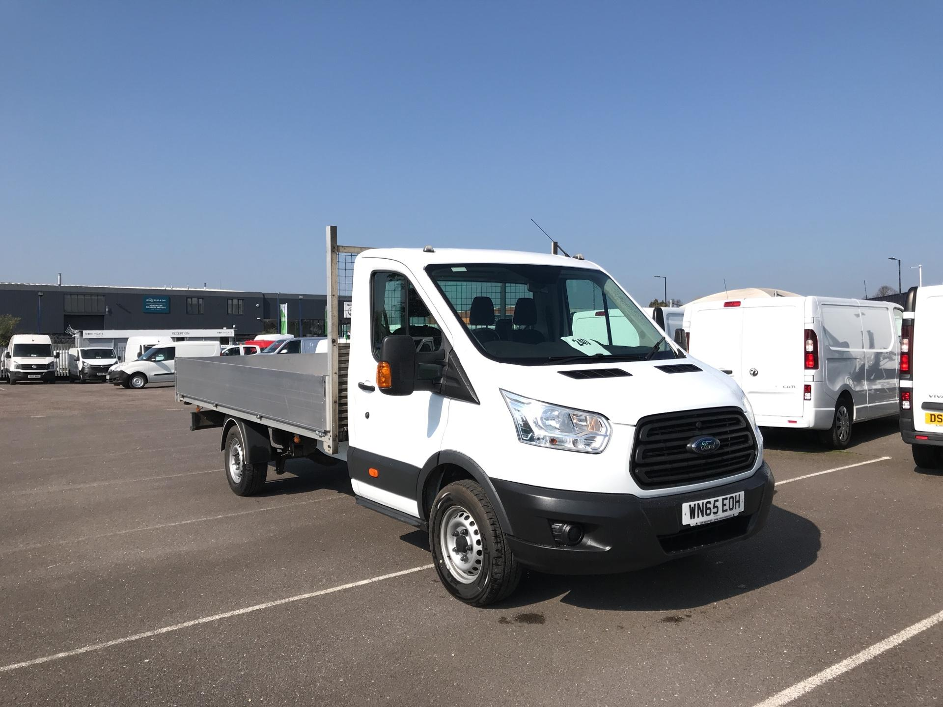 2015 Ford Transit  T350 L4 DROPSIDE 125PS EURO5 (WN65EOH) Thumbnail 1
