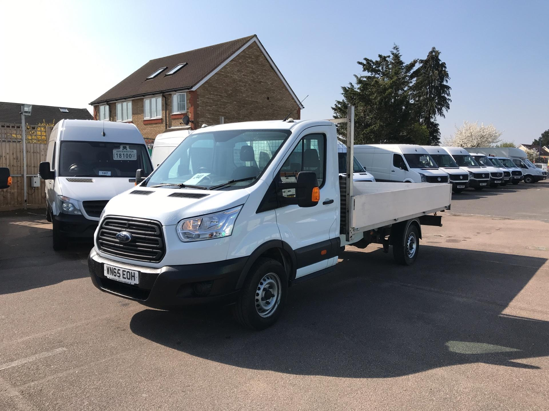 2015 Ford Transit  T350 L4 DROPSIDE 125PS EURO5 (WN65EOH) Thumbnail 7