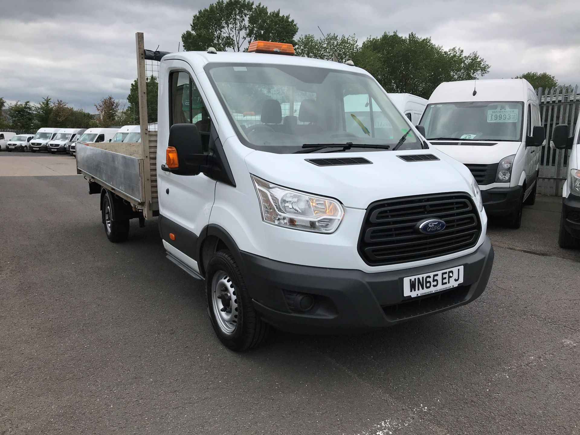 2015 Ford Transit T350 13FT DROPSIDE 125PS EURO 5 (WN65EPJ)