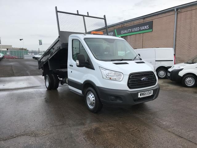 2016 Ford Transit  T350 SINGLE CAB TIPPER 125PS EURO 5 (WN65EUX)