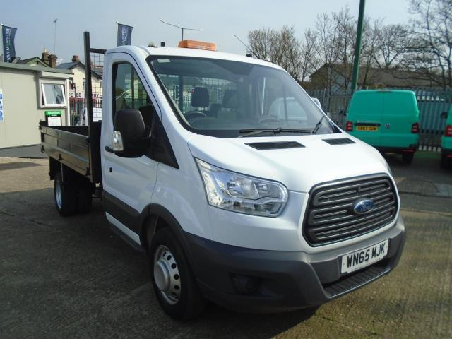 2015 Ford Transit  350 L2 SINGLE CAB TIPPER 125PS EURO 5 (WN65MJK)