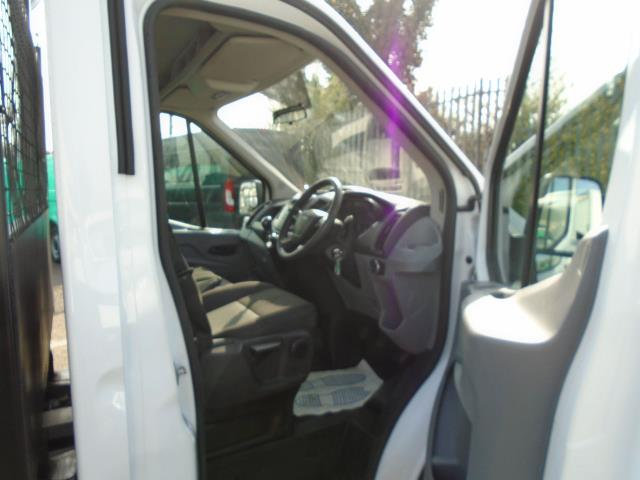 2015 Ford Transit  350 L2 SINGLE CAB TIPPER 125PS EURO 5 (WN65MJK) Image 12