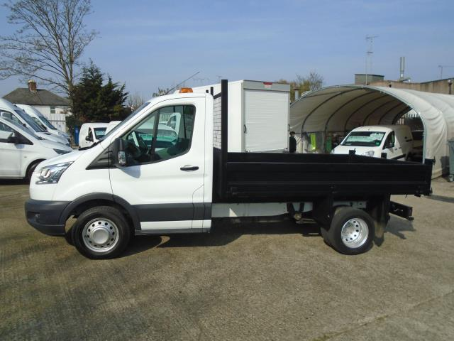 2015 Ford Transit  350 L2 SINGLE CAB TIPPER 125PS EURO 5 (WN65MJK) Image 7