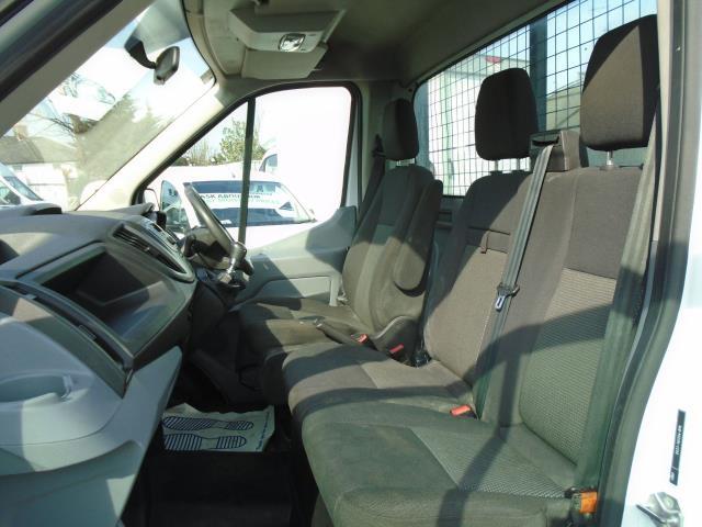 2015 Ford Transit  350 L2 SINGLE CAB TIPPER 125PS EURO 5 (WN65MJK) Image 13