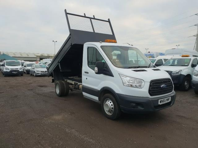 2015 Ford Transit  350 L2 SINGLE CAB TIPPER 125PS EURO 5 (WN65MMF)