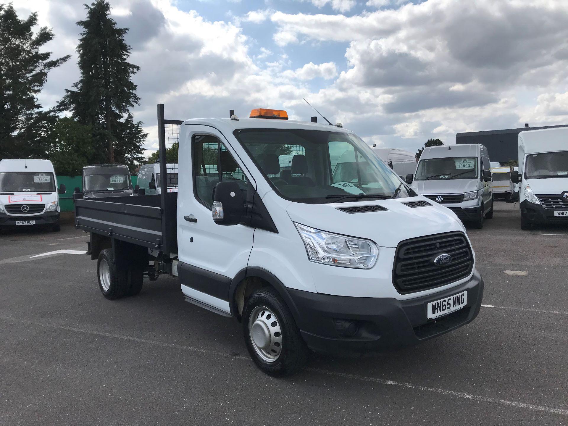 2015 Ford Transit  350 L2 S/CAB TIPPER 125PS EURO 5 (WN65MWG)