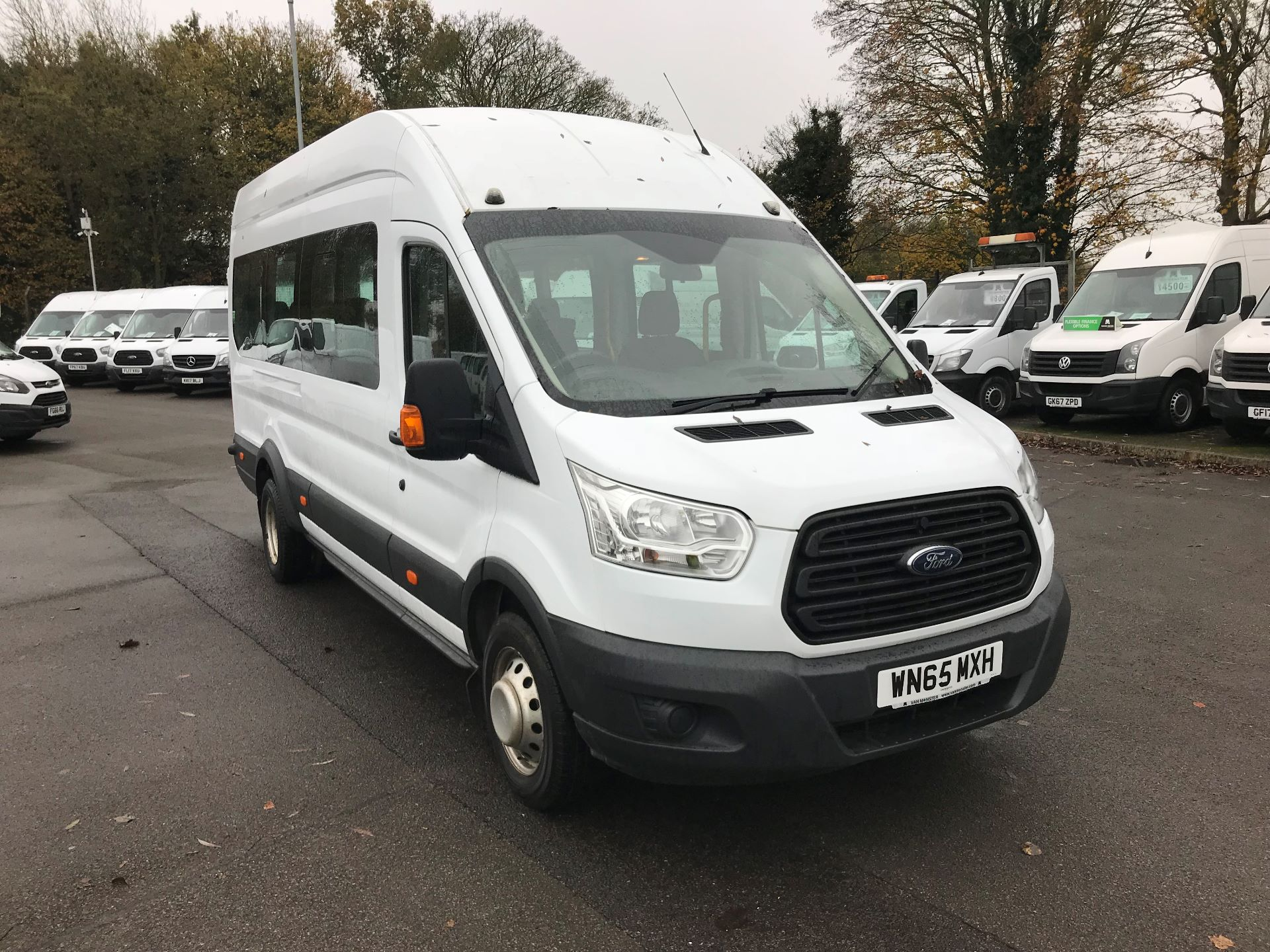 2015 Ford Transit T460 L4 H3 HIGH ROOF MINIBUS 125PS EURO 6 (WN65MXH)