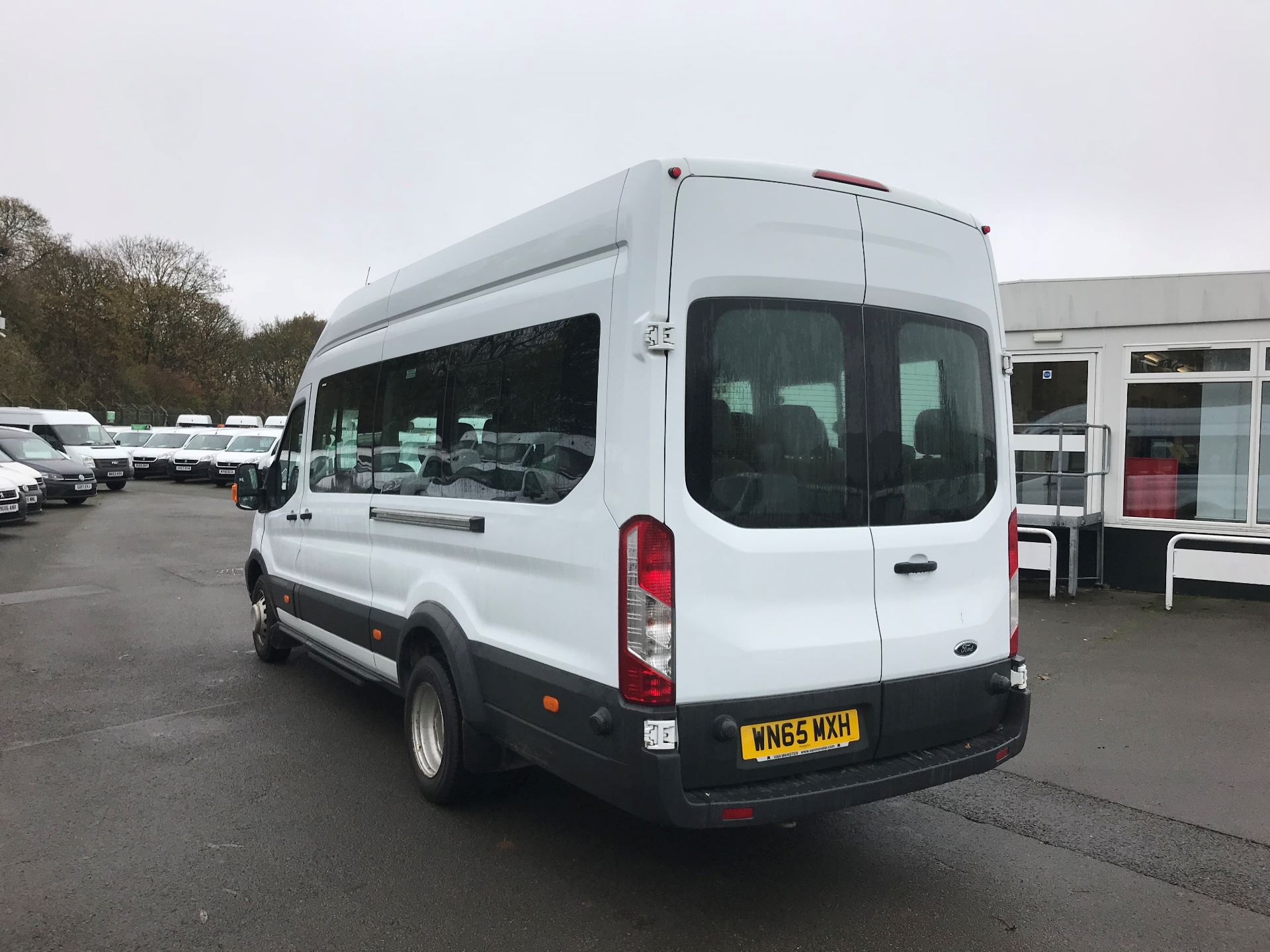 2015 Ford Transit T460 L4 H3 HIGH ROOF MINIBUS 125PS EURO 6 (WN65MXH) Image 5
