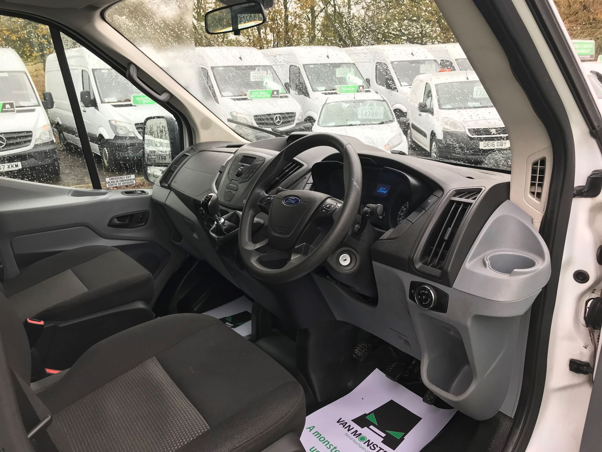 2015 Ford Transit T460 L4 H3 HIGH ROOF MINIBUS 125PS EURO 6 (WN65MXH) Image 18
