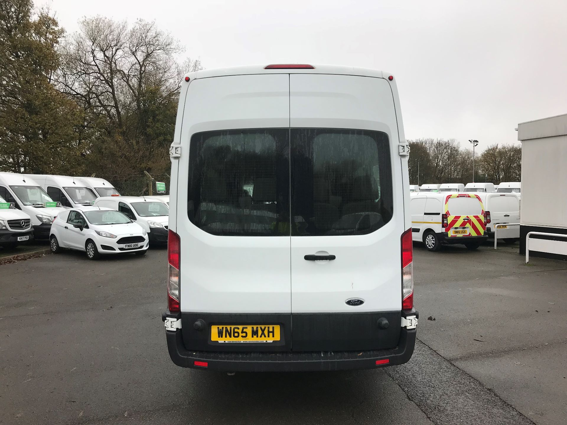 2015 Ford Transit T460 L4 H3 HIGH ROOF MINIBUS 125PS EURO 6 (WN65MXH) Image 6