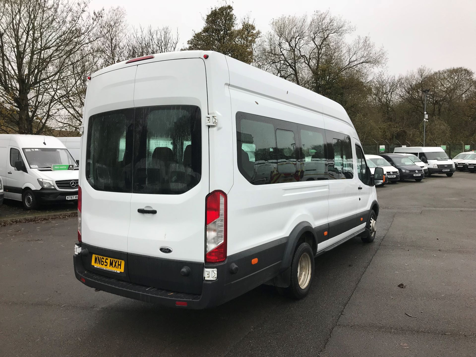 2015 Ford Transit T460 L4 H3 HIGH ROOF MINIBUS 125PS EURO 6 (WN65MXH) Image 4