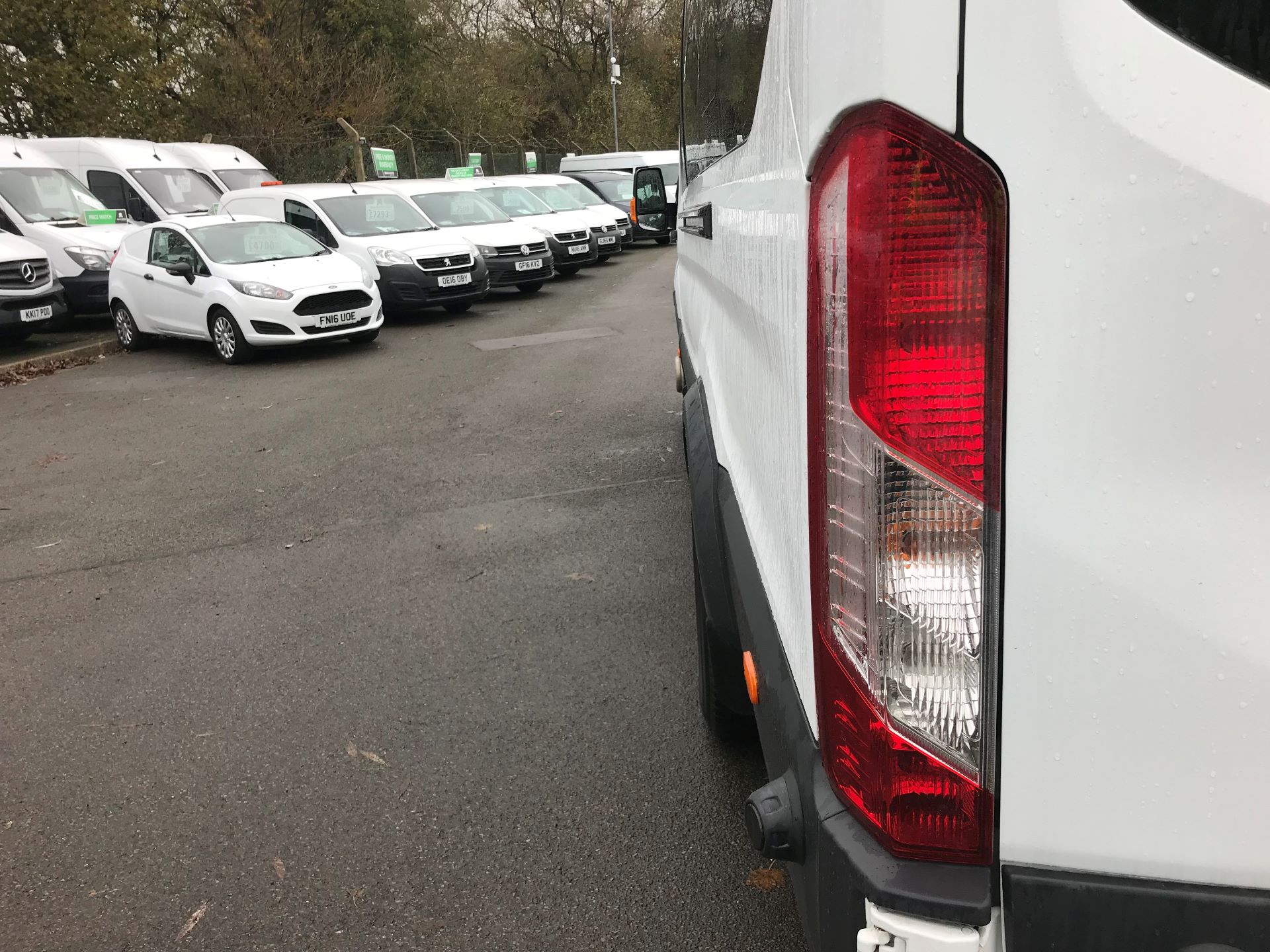2015 Ford Transit T460 L4 H3 HIGH ROOF MINIBUS 125PS EURO 6 (WN65MXH) Image 13