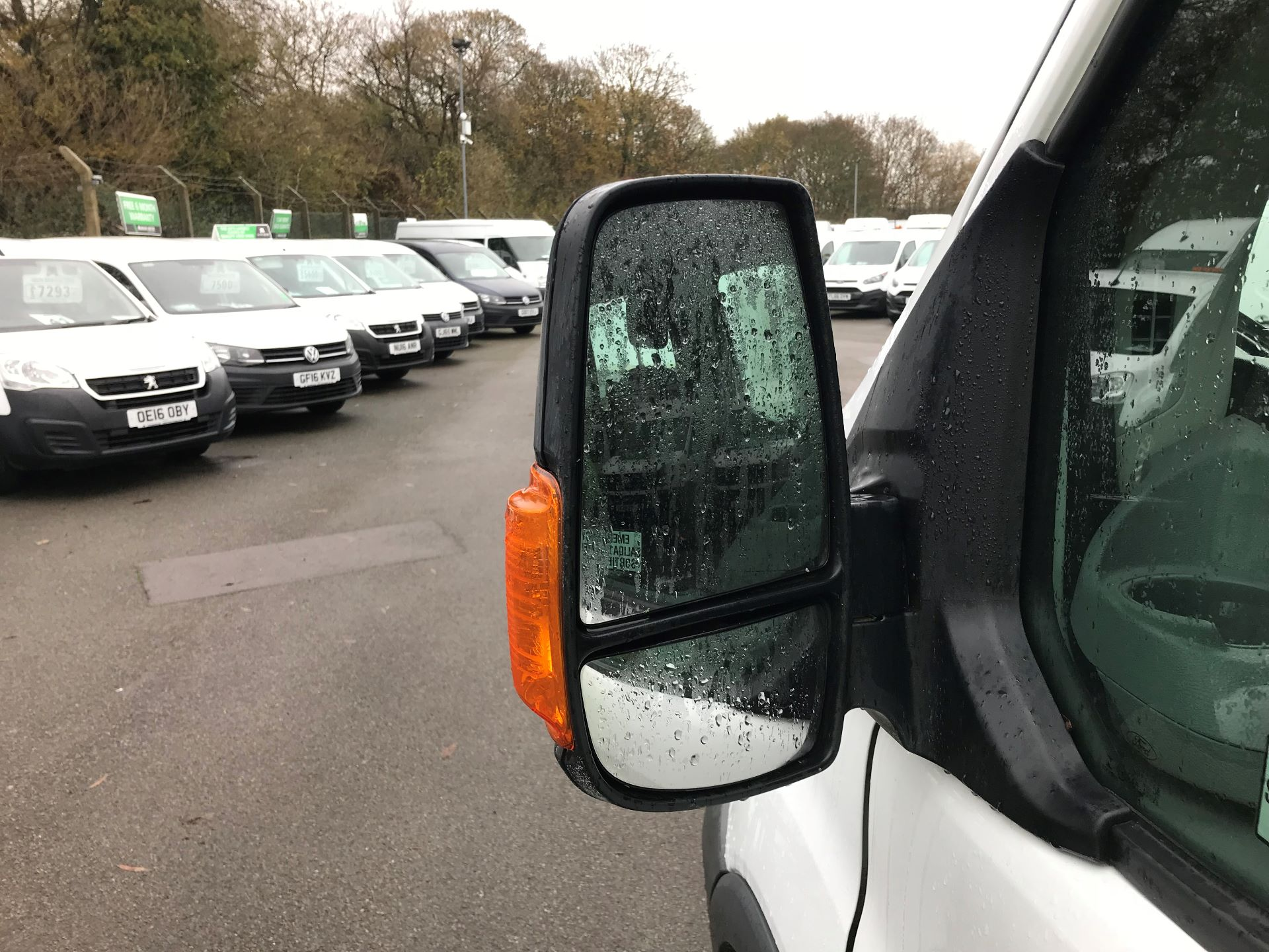 2015 Ford Transit T460 L4 H3 HIGH ROOF MINIBUS 125PS EURO 6 (WN65MXH) Image 11