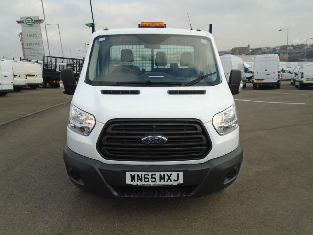 2015 Ford Transit 350 L2 SINGLE CAB TIPPER 125PS EURO 5 (WN65MXJ) Image 2