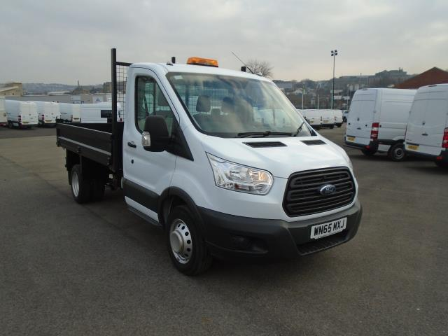 2015 Ford Transit 350 L2 SINGLE CAB TIPPER 125PS EURO 5 (WN65MXJ)