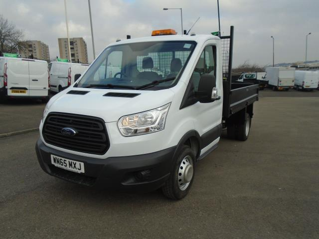 2015 Ford Transit 350 L2 SINGLE CAB TIPPER 125PS EURO 5 (WN65MXJ) Image 12
