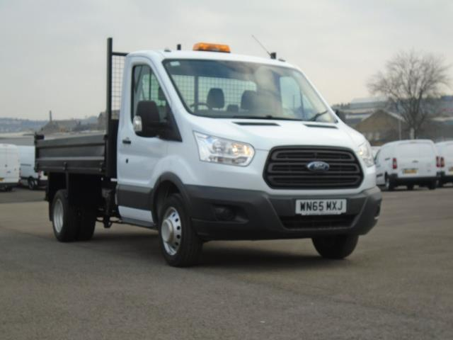 2015 Ford Transit 350 L2 SINGLE CAB TIPPER 125PS EURO 5 (WN65MXJ) Image 20