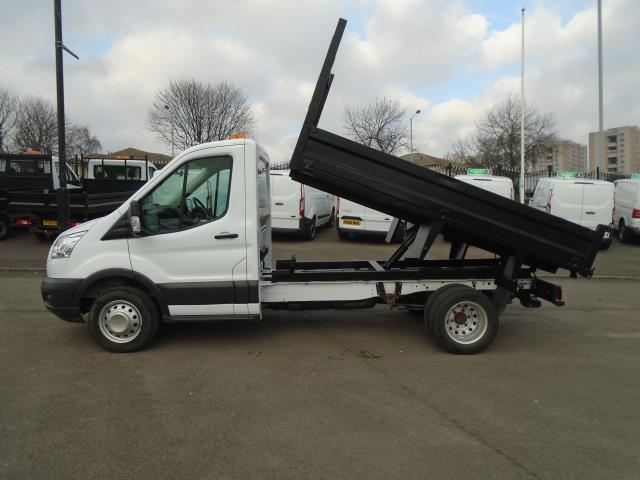 2015 Ford Transit 350 L2 SINGLE CAB TIPPER 125PS EURO 5 (WN65MXJ) Image 14
