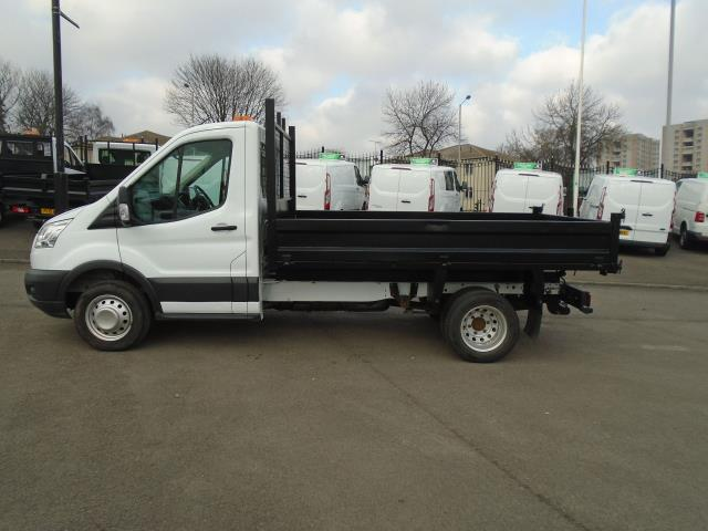 2015 Ford Transit 350 L2 SINGLE CAB TIPPER 125PS EURO 5 (WN65MXJ) Image 10
