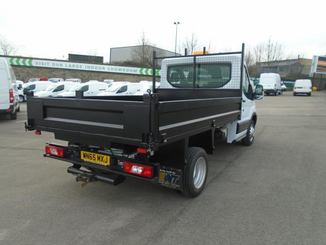 2015 Ford Transit 350 L2 SINGLE CAB TIPPER 125PS EURO 5 (WN65MXJ) Image 7