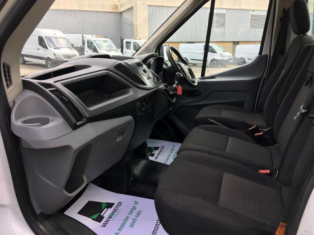 2016 Ford Transit 350 L2 SINGLE CAB TIPPER 125PS EURO 5 (WN65ZGX) Image 13