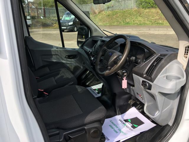 2016 Ford Transit 350 L2 SINGLE CAB TIPPER 125PS EURO 5 (WN65ZGX) Image 2