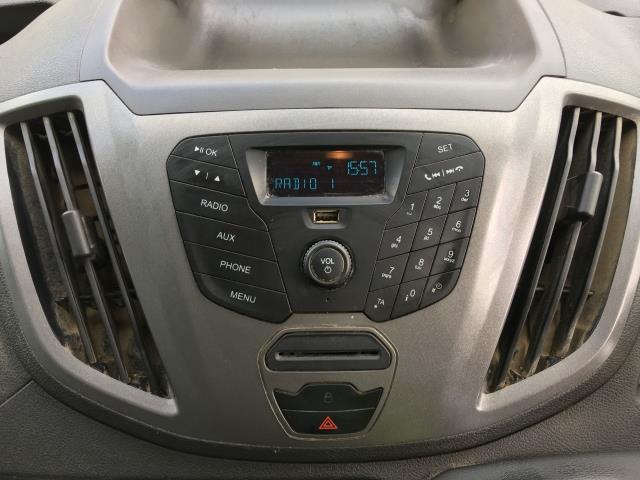 2016 Ford Transit 350 L2 SINGLE CAB TIPPER 125PS EURO 5 (WN65ZGX) Image 3