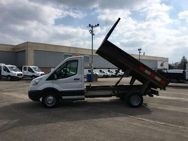 2016 Ford Transit 350 L2 SINGLE CAB TIPPER 125PS EURO 5 (WN65ZGX) Image 18