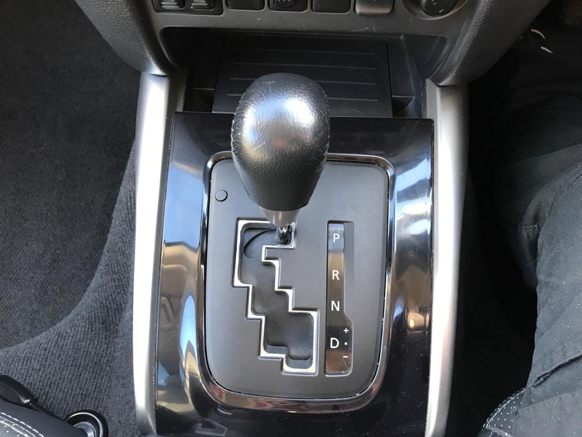2016 Mitsubishi L200 DOUBLE CAB DI-D 178PS WARRIOR 4WD AUTO (WN66WVT) Image 11