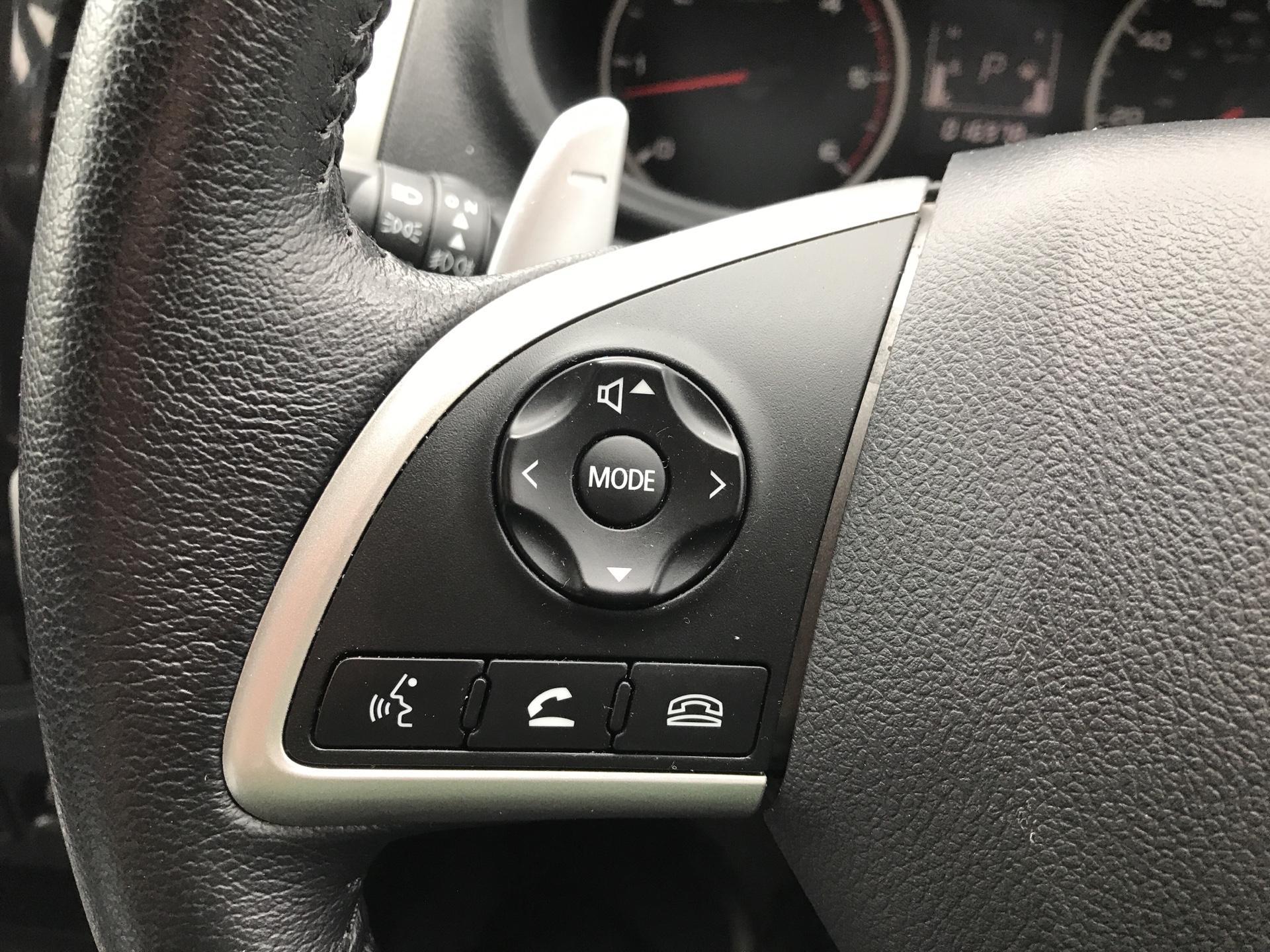 2016 Mitsubishi L200 DOUBLE CAB DI-D 178 WARRIOR 4WD AUTO EURO 5 (WN66WWD) Image 19