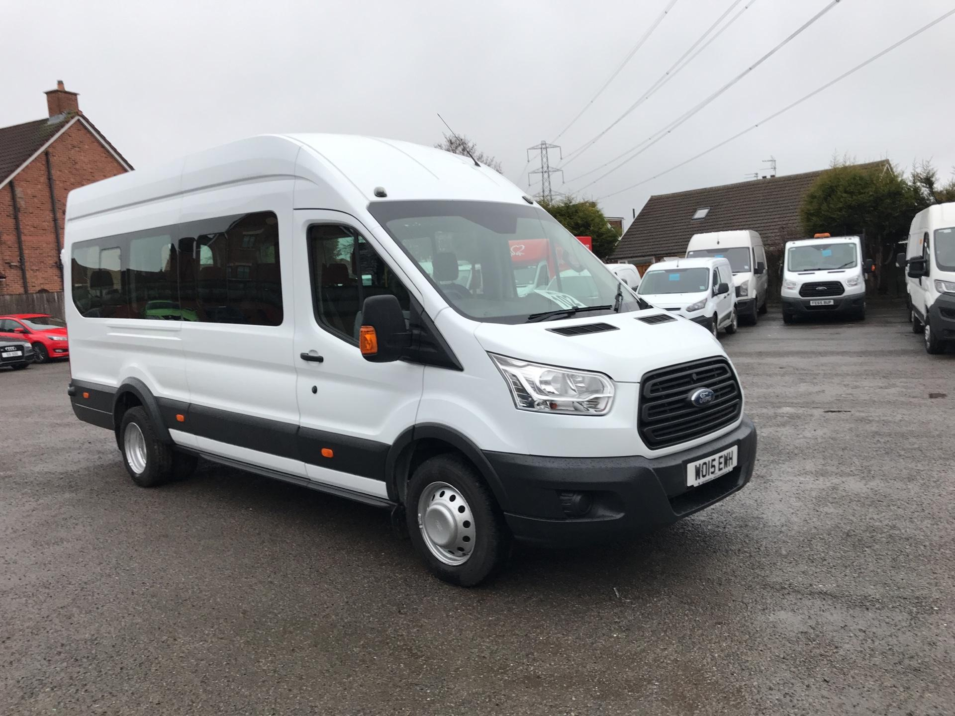 2015 Ford Transit T460 L4 H3 HIGH ROOF MINIBUS 125PS EURO 6 (WO15EWH)