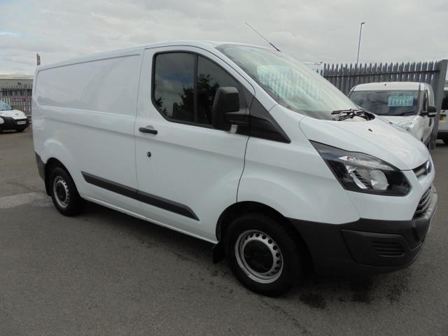 2015 Ford Transit Custom 290 L1 DIESEL FWD 2.2  TDCI 100PS LOW ROOF VAN EURO 5 (WO15EZC)