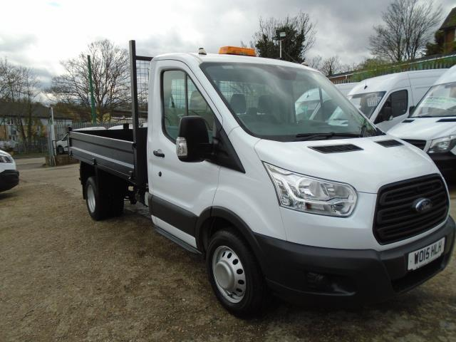 2015 Ford Transit  350 L2 SINGLE CAB TIPPER 125PS EURO 5 (WO15HLH)