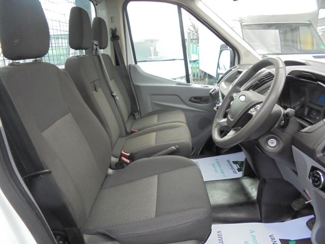 2015 Ford Transit  350 L2 SINGLE CAB TIPPER 100PS EURO 5 (WO15HNF) Image 9