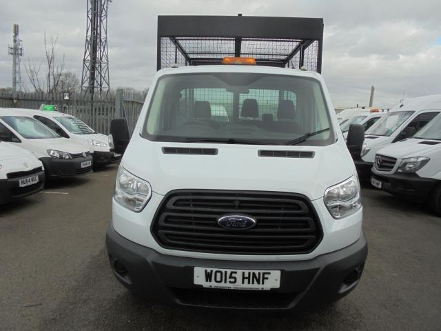 2015 Ford Transit  350 L2 SINGLE CAB TIPPER 100PS EURO 5 (WO15HNF) Image 8