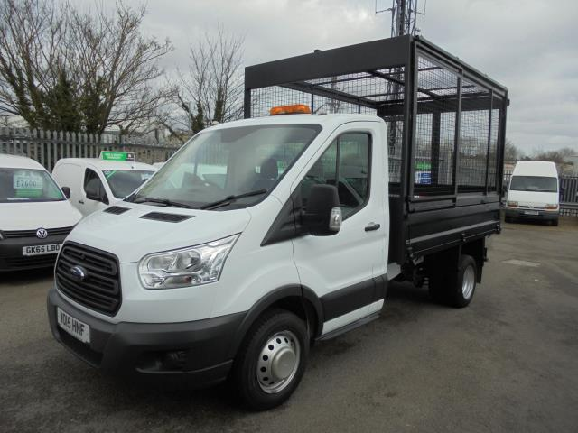 2015 Ford Transit  350 L2 SINGLE CAB TIPPER 100PS EURO 5 (WO15HNF) Image 7