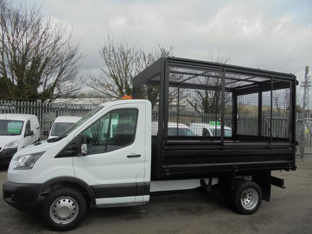 2015 Ford Transit  350 L2 SINGLE CAB TIPPER 100PS EURO 5 (WO15HNF) Image 6