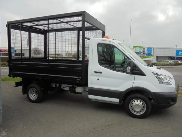 2015 Ford Transit  350 L2 SINGLE CAB TIPPER 100PS EURO 5 (WO15HNF) Image 2