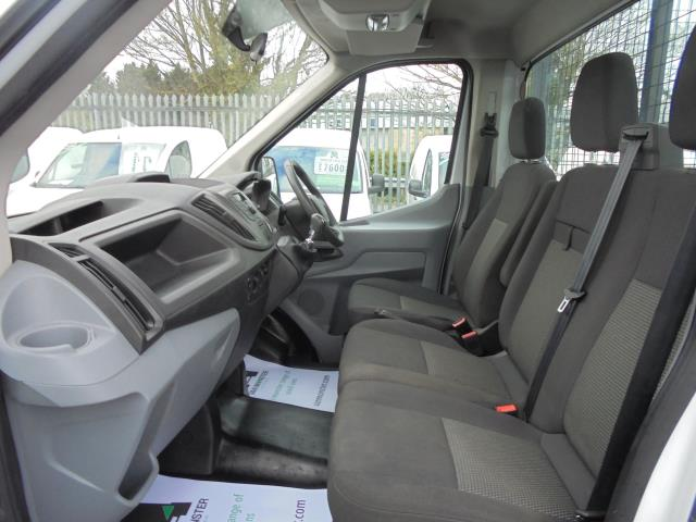 2015 Ford Transit  350 L2 SINGLE CAB TIPPER 100PS EURO 5 (WO15HNF) Image 14