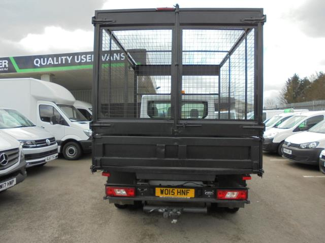 2015 Ford Transit  350 L2 SINGLE CAB TIPPER 100PS EURO 5 (WO15HNF) Image 4