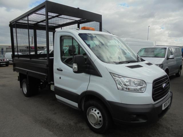 2015 Ford Transit  350 L2 SINGLE CAB TIPPER 100PS EURO 5 (WO15HNF)