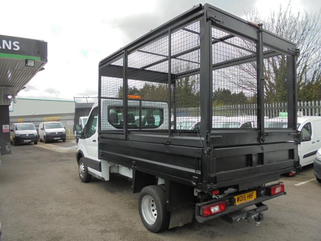 2015 Ford Transit  350 L2 SINGLE CAB TIPPER 100PS EURO 5 (WO15HNF) Image 5