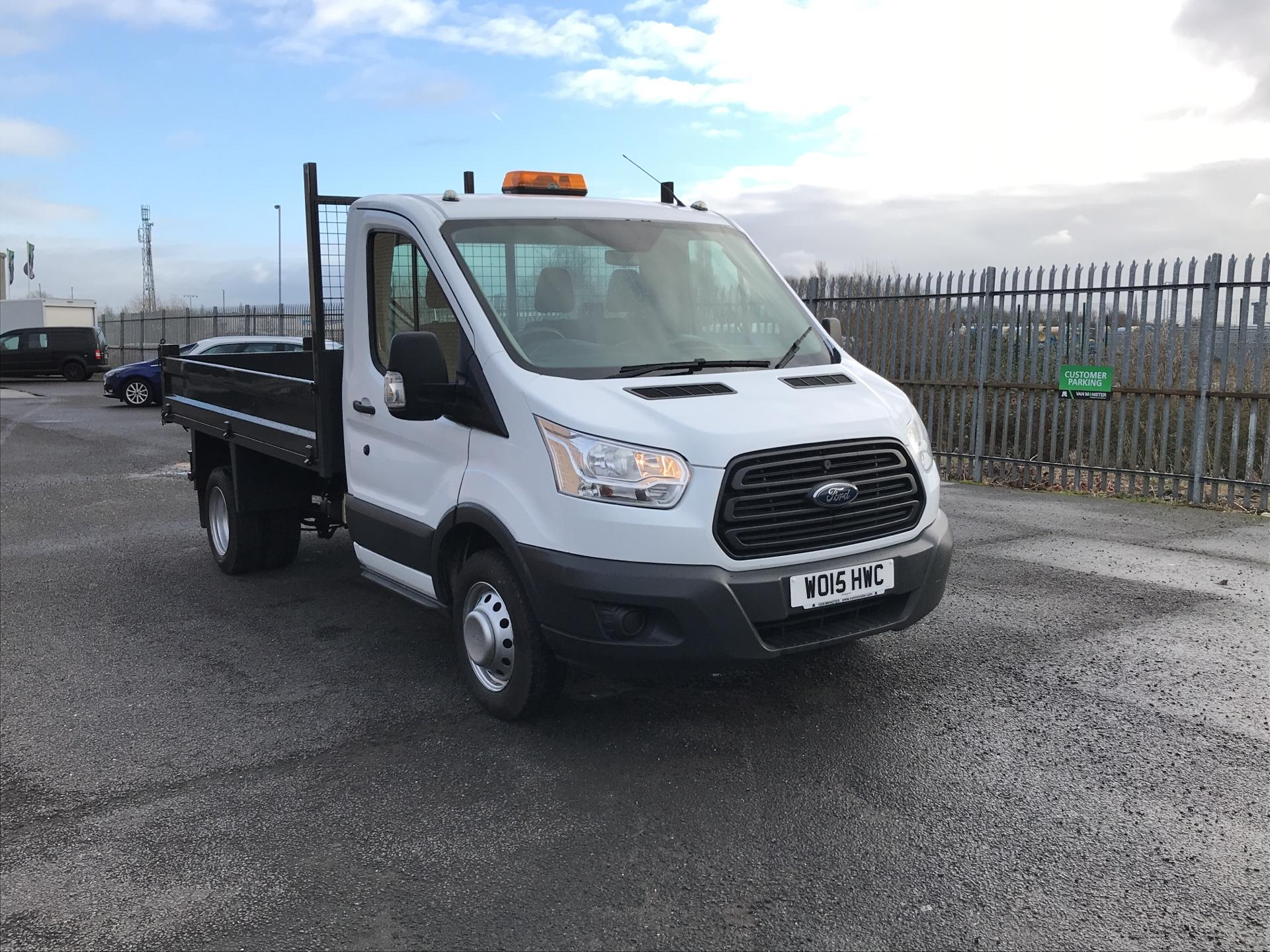 2015 Ford Transit  T350 SINGLE CAB TIPPER 125PS EURO 5 (WO15HWC)