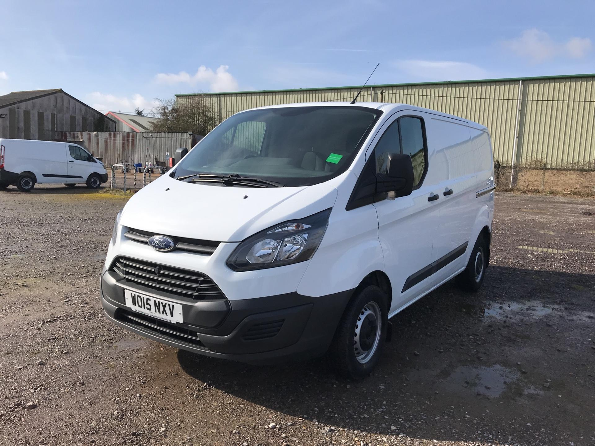 2015 Ford Transit Custom 290 L1 DIESEL FWD 2.2 TDCI 100PS LOW ROOF VAN EURO 5 (WO15NXV) Thumbnail 7