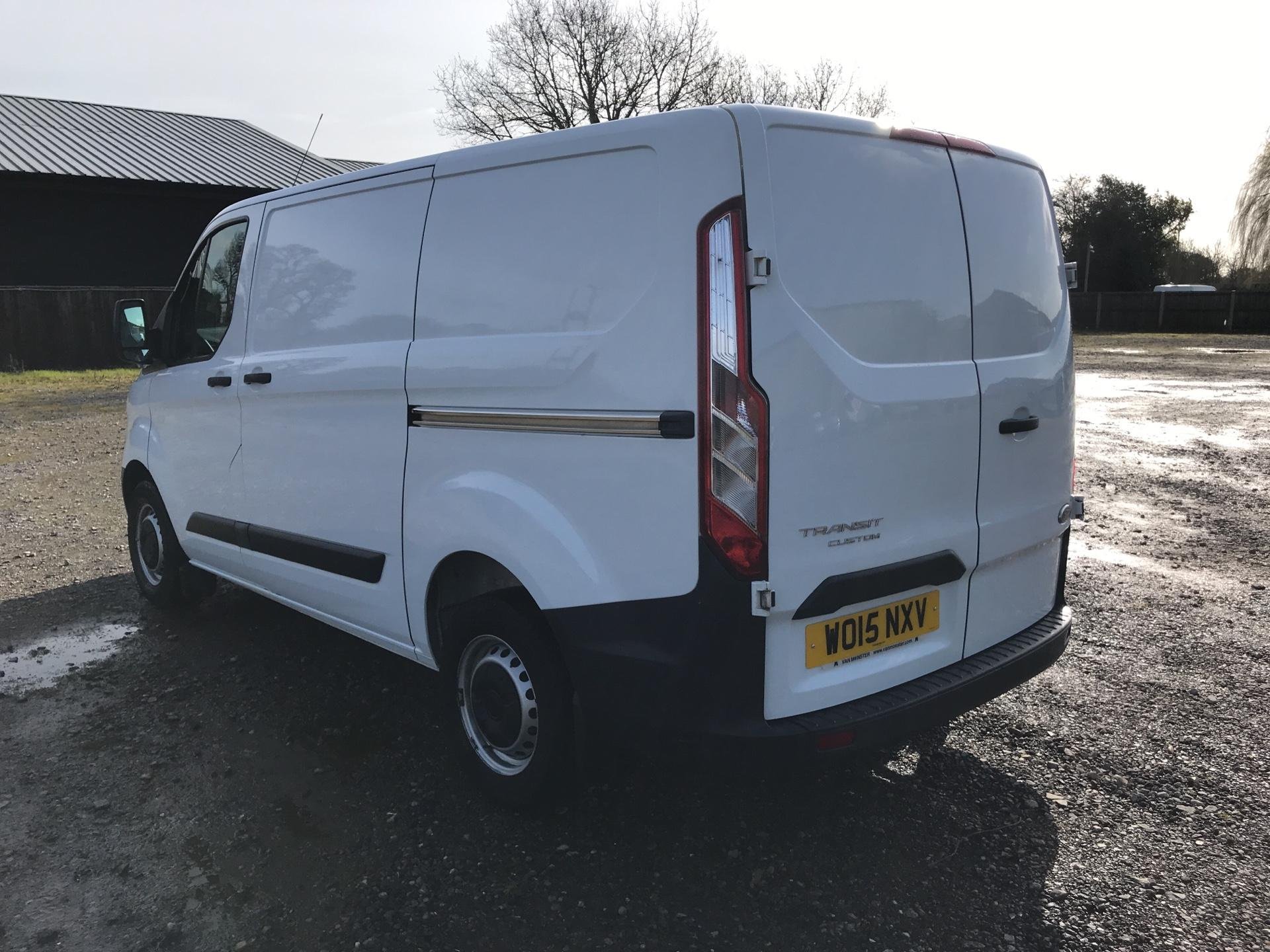 2015 Ford Transit Custom 290 L1 DIESEL FWD 2.2 TDCI 100PS LOW ROOF VAN EURO 5 (WO15NXV) Thumbnail 5