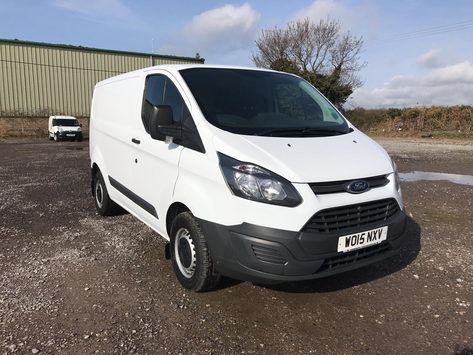 2015 Ford Transit Custom 290 L1 DIESEL FWD 2.2 TDCI 100PS LOW ROOF VAN EURO 5 (WO15NXV)
