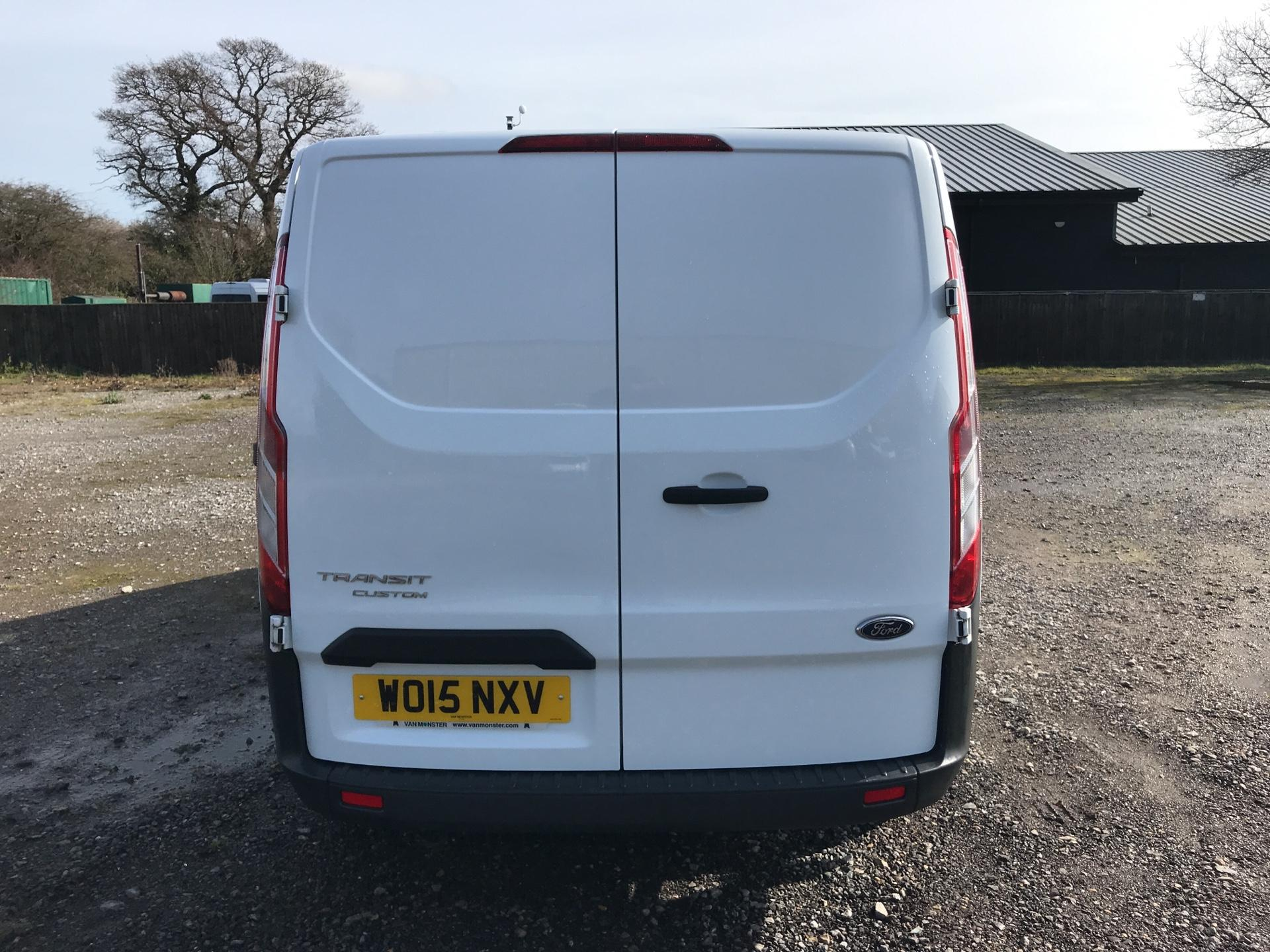 2015 Ford Transit Custom 290 L1 DIESEL FWD 2.2 TDCI 100PS LOW ROOF VAN EURO 5 (WO15NXV) Thumbnail 4